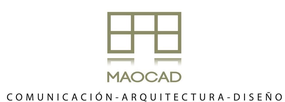 MAOCAD, Comunicación Arquitetura y Diseño.